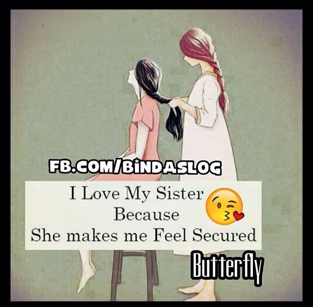 Love You Sister Quotes In Hindi: Sister Friend Quotes