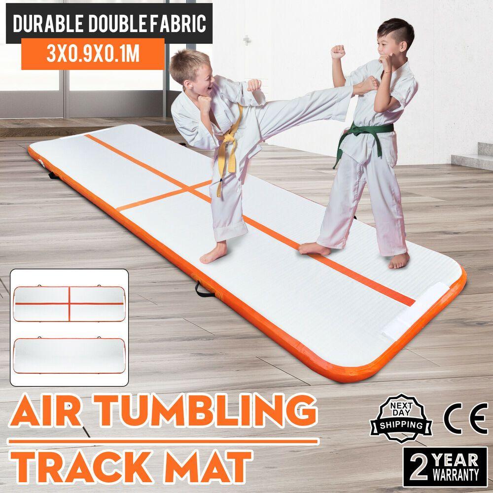 Advertisement(eBay) 10Ft Air Track Floor Tumbling