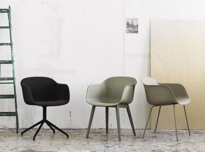 Esszimmerstühle designermöbel  Iskos Berlin - Fiber Chair family. For Muuto. | Scandinavian ...
