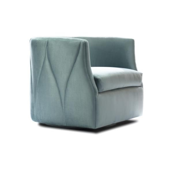 nathan anthony furniture mfg chablis swivel chair the new