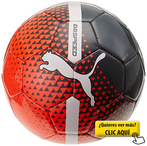 hilo Dar derechos válvula  Puma Evo Sala Ball, red Blast/Black/White, 3,... #balon #sala | Balon de  futbol, Balon futbol sala, Balones