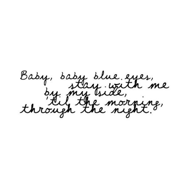A Rocket To The Moon Baby Blue Eyes Frasess Love