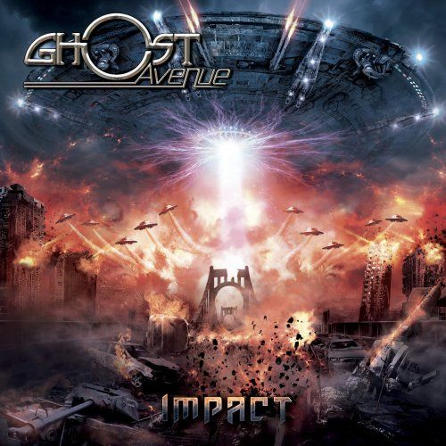 Check out some Songs and Videos here. GHOST AVENUE – Impact - New Album will be out on March 10th.