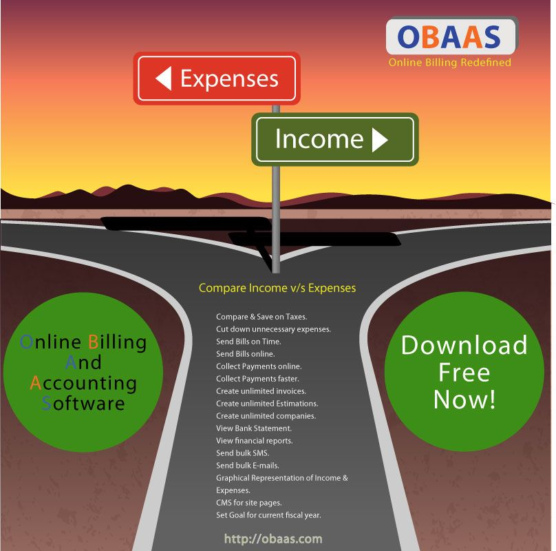 Online Billing and Accounting Software Compare \ Save on Taxes - create free invoices online