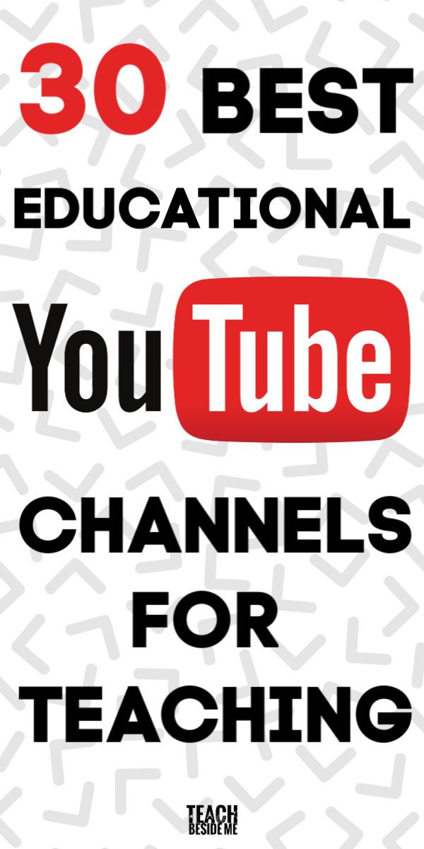 30 Best Educational YouTube Channels for Teaching