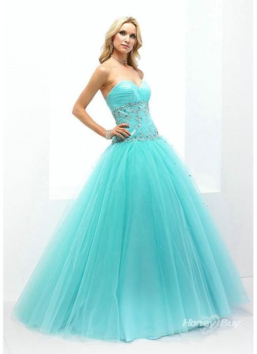sweet sixteen dress | What I Love Most | Pinterest | Turquoise ...