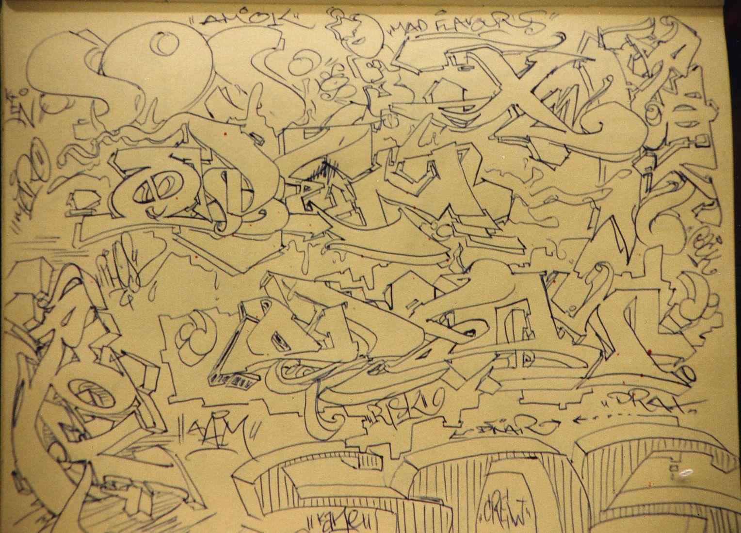 Bildergebnis für odem graffiti