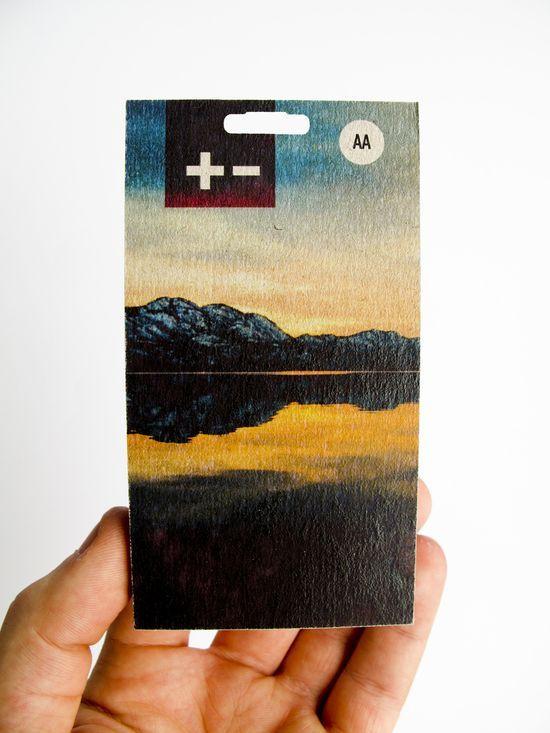 Student Spotlight Plusminus Batteries Packaging Design Inspiration Package Design Awards Design Projects