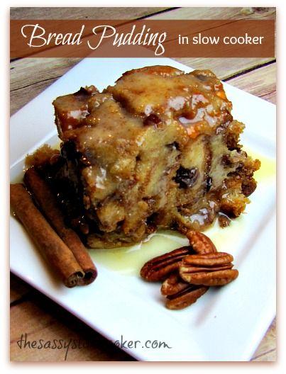 Quick and easy crock pot dessert recipes