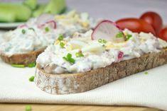 Schinken-Käse Aufstrich - Rezept