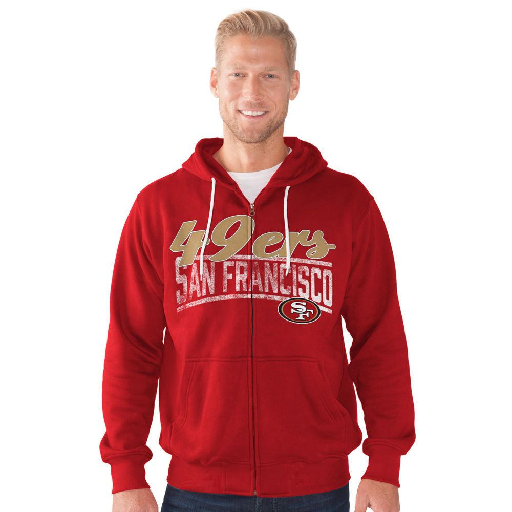 6195f044 Men's NFL Swingman Full Zip Hoody - Shop Stoneberry on Credit | AFSFA