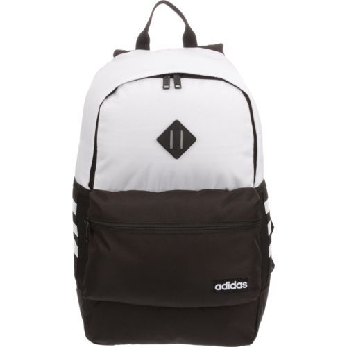 f46abe4e30 Adidas Classic 3-Stripes Backpack Pink Light - Backpacks at Academy Sports