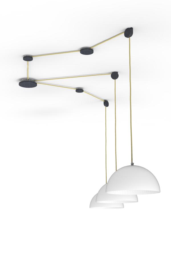 Spots Sets Light Fixtures Wall Design Modern Pendant Light