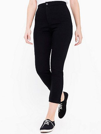 Lightweight Stretch Denim Capri | Stretch denim, Capri and Style