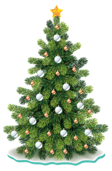 Christmas Tree Png Clipart Image Tree Illustration Christmas Watercolor Christmas Images