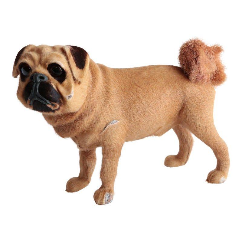 Model Of A Pug Dog Pug Dog Pugs Dogs
