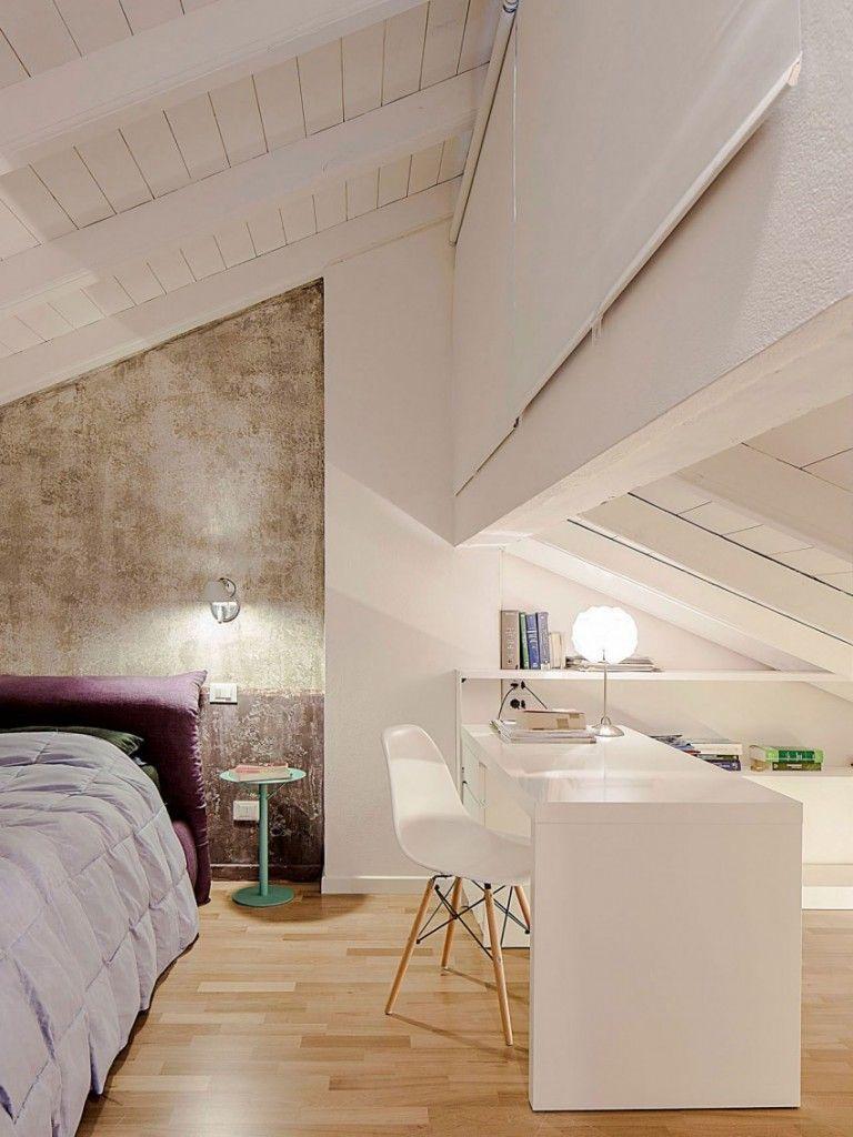 Binnenkijken: Zolder verbouwen tot appartement | Attics | Pinterest ...