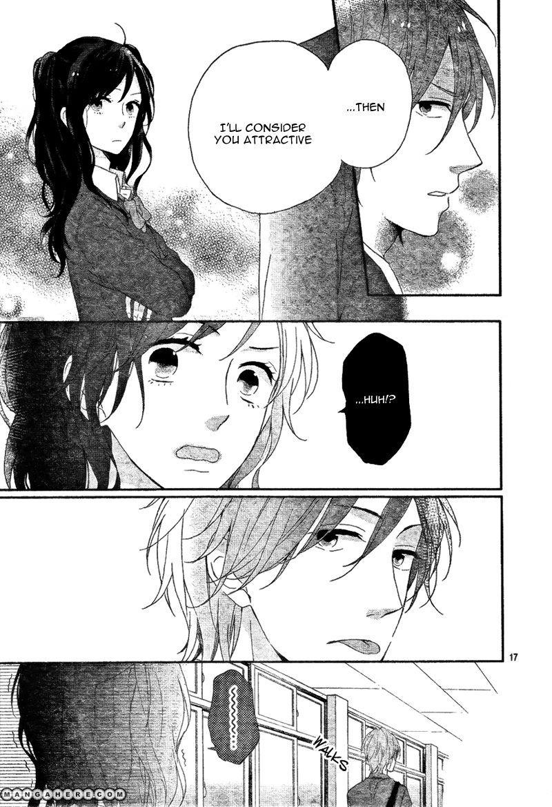 Nijiiro days mizuno minami 4 page 20 awww its in episode