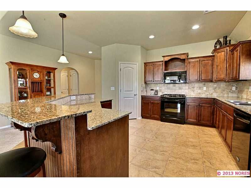 Simmons Homes   Mallory Floor Plan Has A Great Kitchen Layout.
