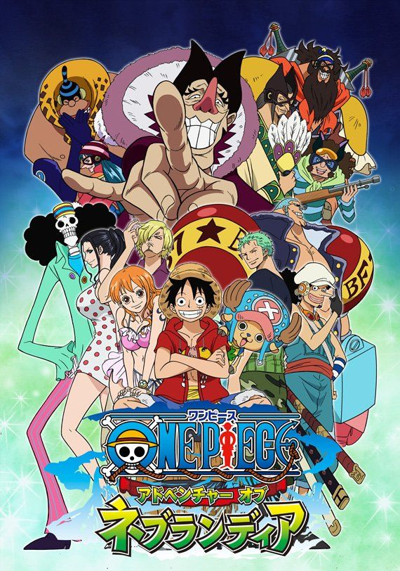 ONE on One piece episodes, One piece