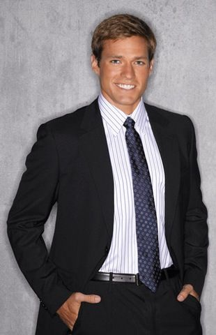 Perfect Sexy Bachelor Andy Baldwin