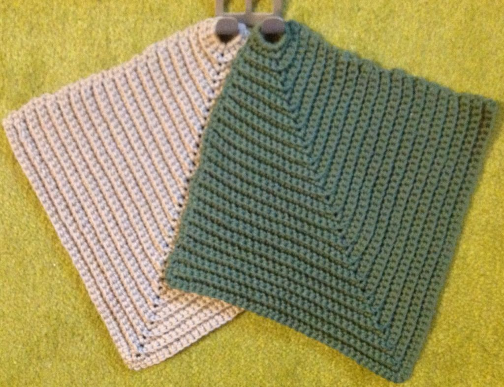 Photo of How are the potholders going now?