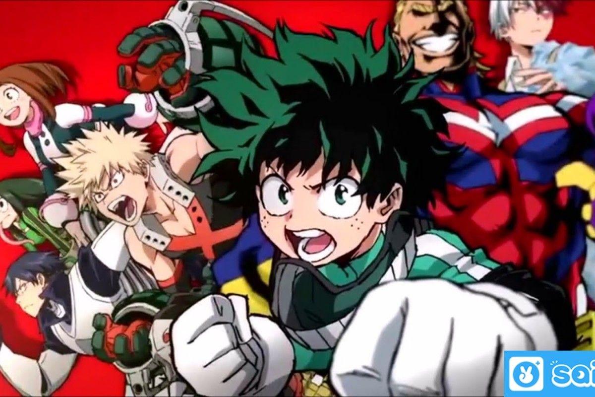 Boku No Hero Academia Gets Season 2 My Hero Academia Episodes Latest Anime My Hero Academia
