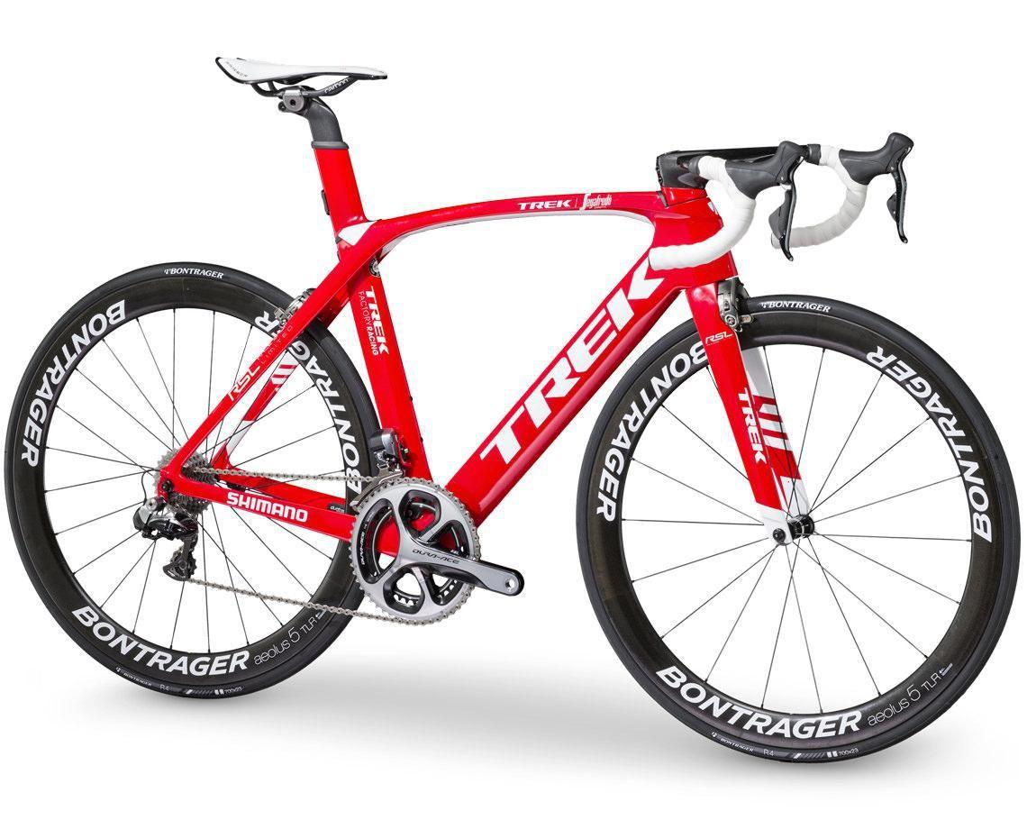 Trek Segafredo Trek Madone Road Bike