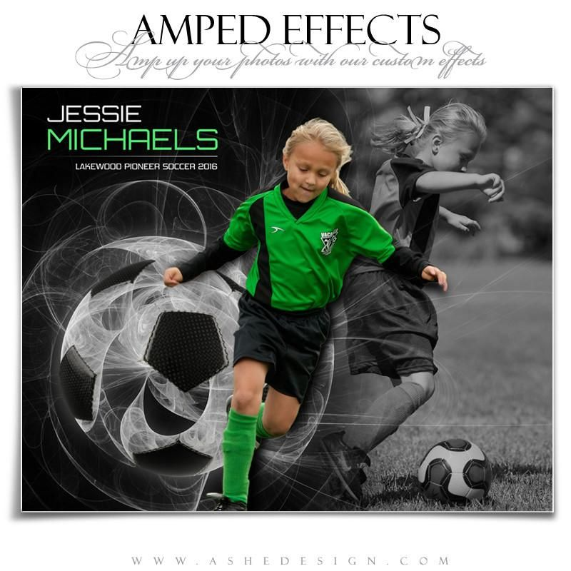 Amped Effects Mystic Explosion Soccer Soccer
