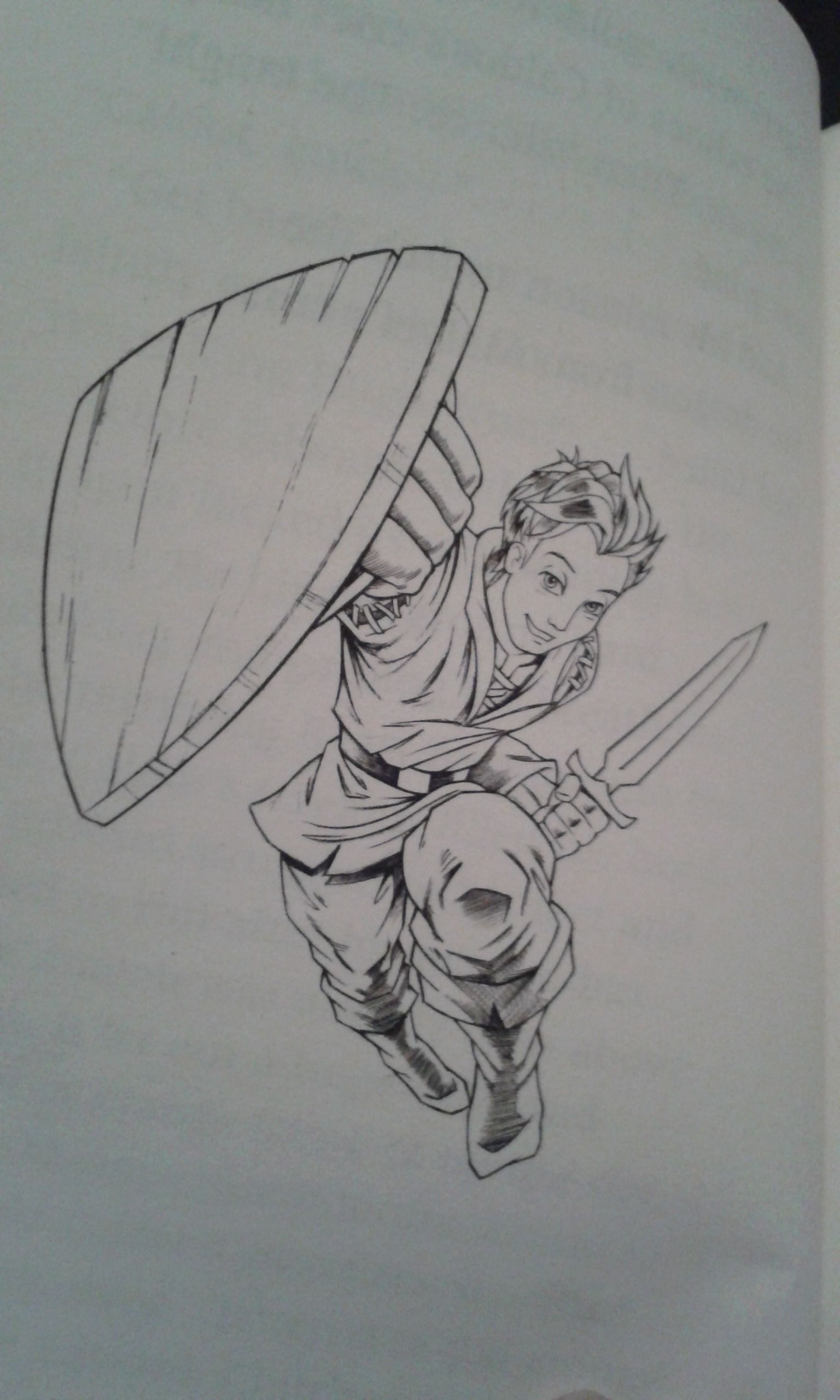 This is a illustration from the beast quest book series by Adam ...