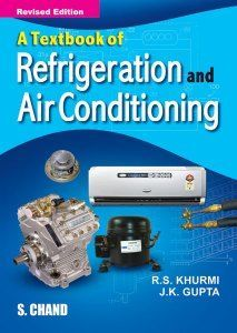 Pdf Refrigeration And Air Conditioning By Rs Khurmi Free Pdf