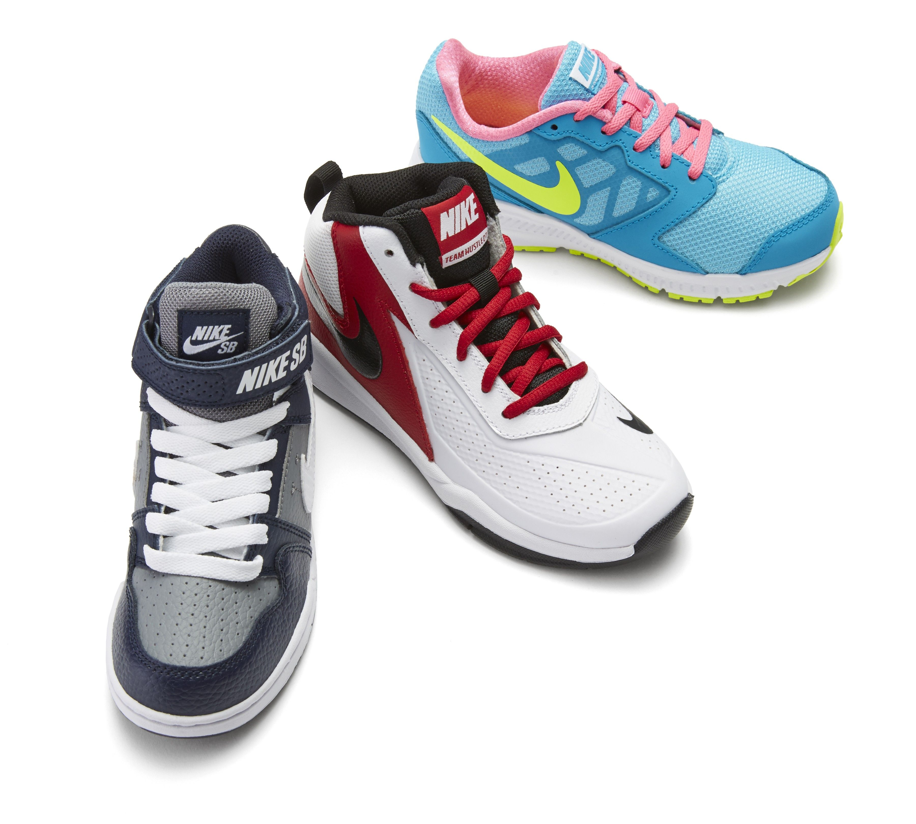 Skate shoes types - Stylishly Combining Two Types Of Leather With Other Materials These Cushioned Skate Shoes Give Them