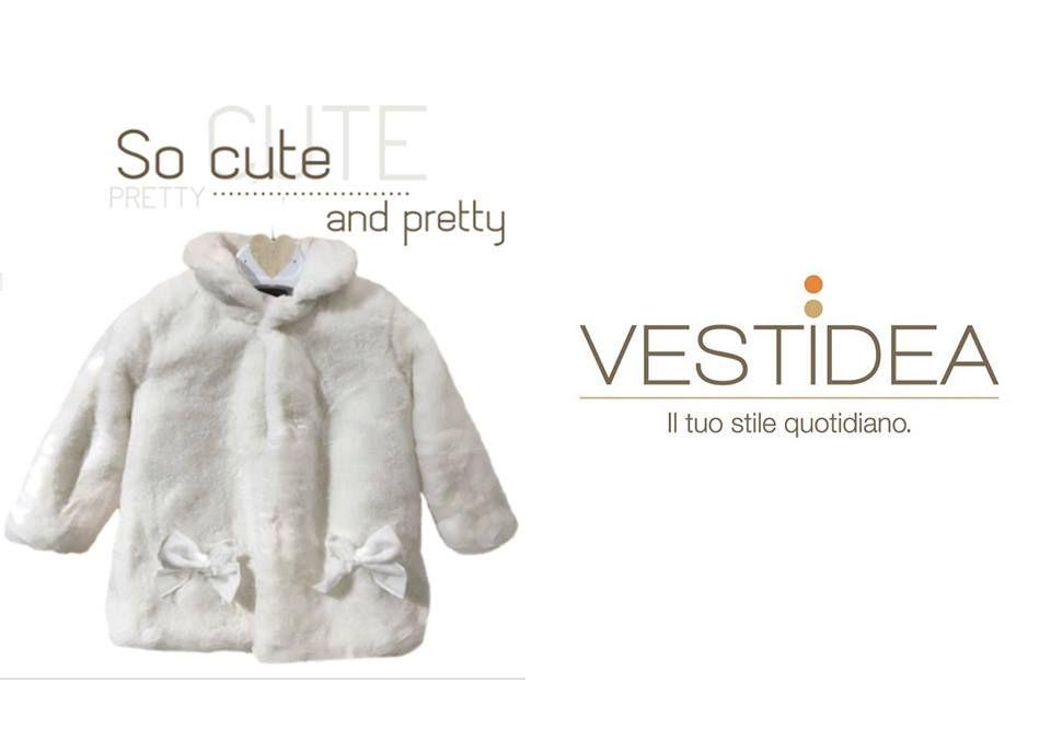 online store 82553 9f867 Da #Vestidea morbidi piumini e cappottini eleganti come ...