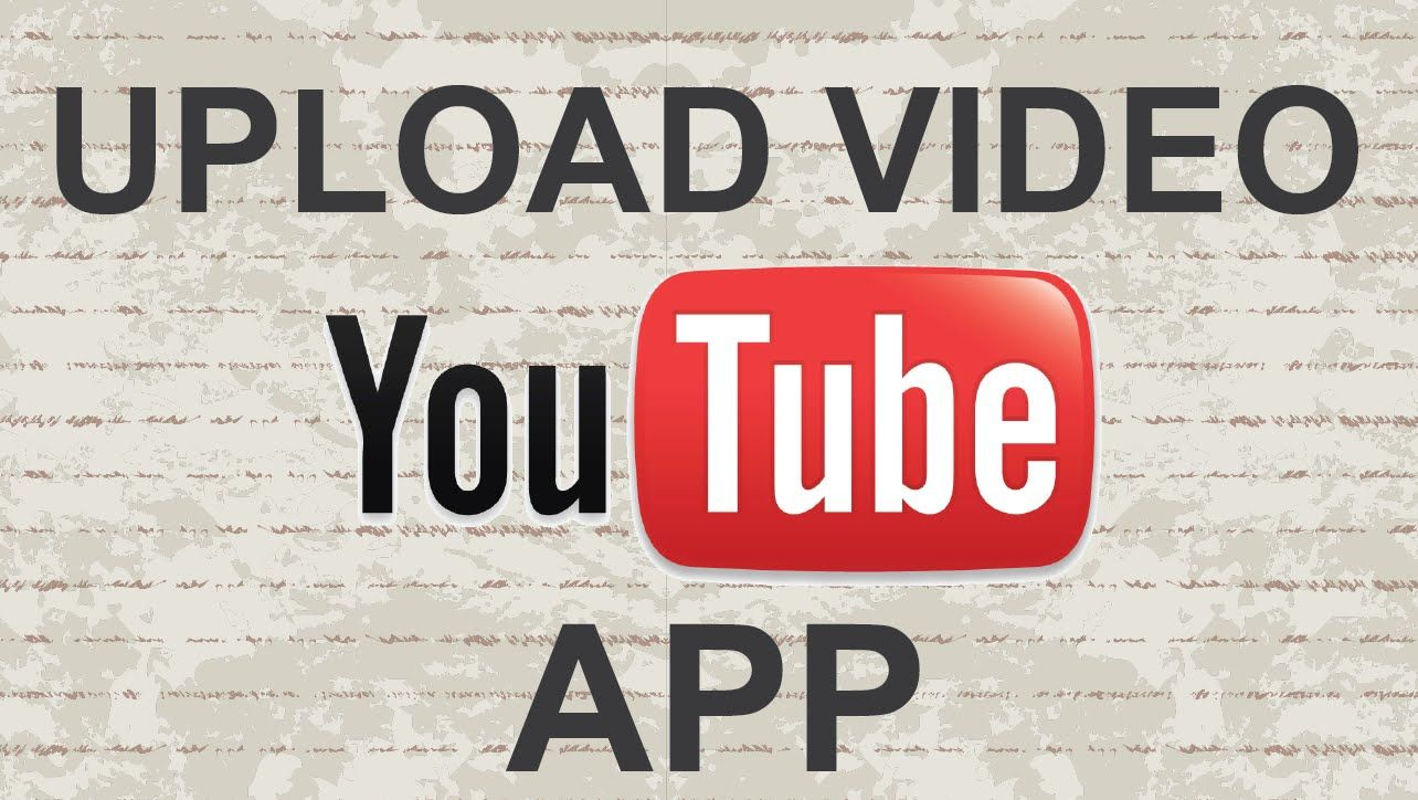 Delete How To Upload Video On Youtube Mobile App #youtube #app #video #