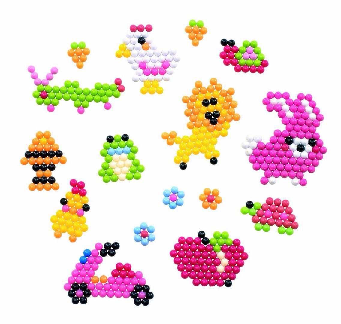 Beados and Aquabeads | crafts | Perler beads, Hama beads