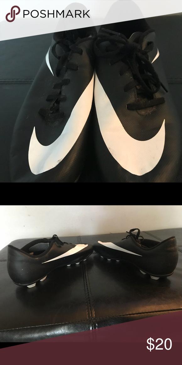 Nike Jr. Bravata FG Kids Soccer Cleats