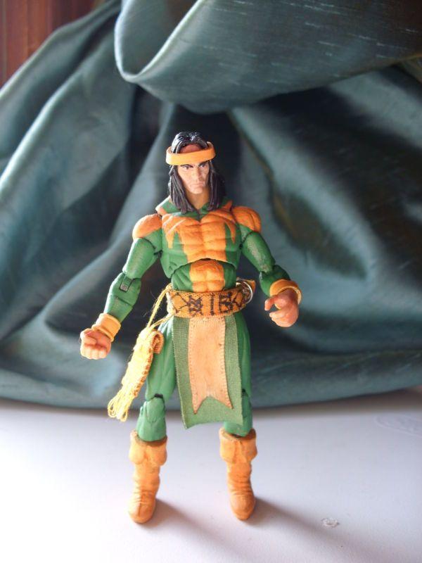 Shaman of Alpha Flight! (Marvel Universe) Custom Action Figure [Shaman of Alpha Flight!]