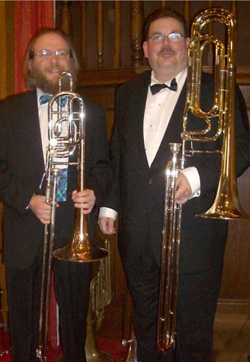 Bass Trombone And Contrabass Trombone I Want To Play The Contrabass Trombone Posaune