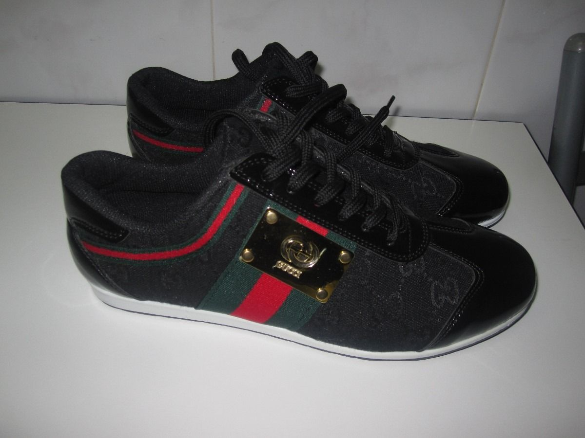 Zapatillas Gucci Negras