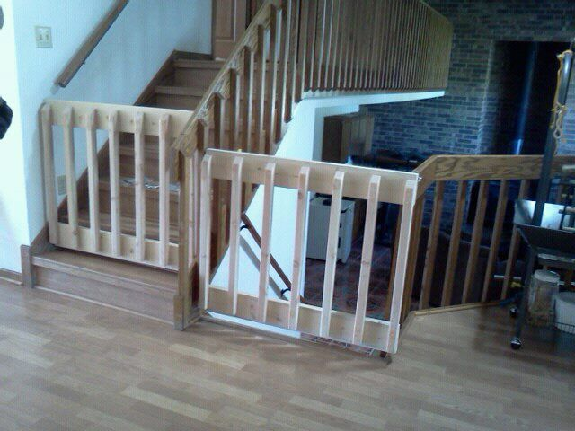 I Have A Trilevel Home Andwe Were Using Baby Gates To Keep My Two Year Old From Going Up And Down The St Home Renovation Costs Renovation Costs Tri Level House