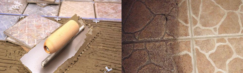 Tile and Grout installation deep cleaning services
