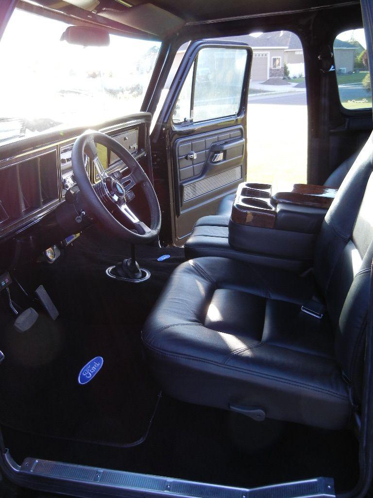 Tim Mcavoy S 1979 Ford F250 Ranger Xlt Supercab Trailer Special 4x4 Old Ford Trucks 79 Ford Truck Ford Trucks
