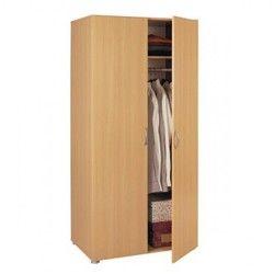 Armario 2 puertas zip 2 60e conforama ikea leroy merlin for Armario conforama dormitorio
