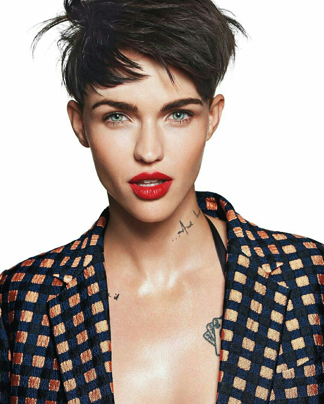 Ruby Rose Ruby Rose Pinterest Ruby rose and Rose