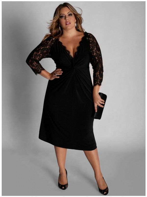 1000  images about Plus Size on Pinterest - Best party dresses ...