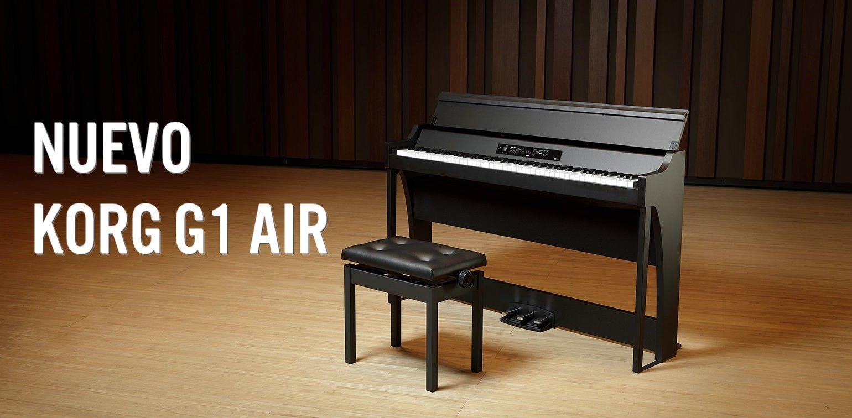 Nuevo G1 Air Blog Unión Musical Piano electrónico
