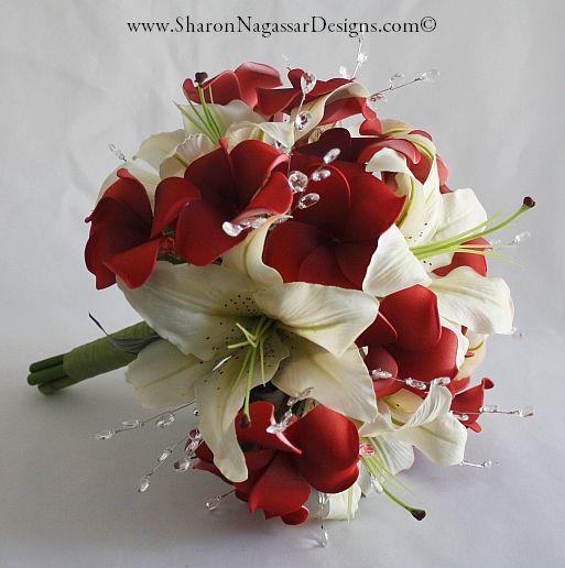 Bride Bouquet Prom Flowers Bouquet Homecoming Flowers Silk
