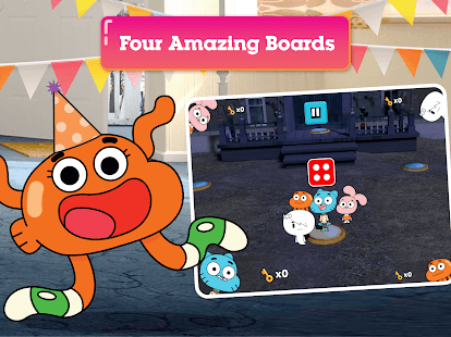 Download Install Gumball S Amazing Party Game 1 0 1 Apk Mini Games Party Games Games To Play