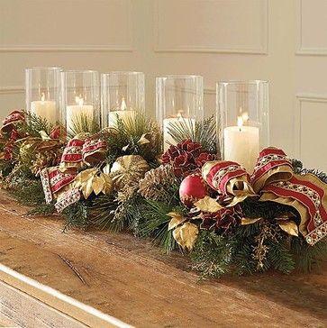 Plaza 5-light Candle Holder Arrangementmoms Christmas Decor