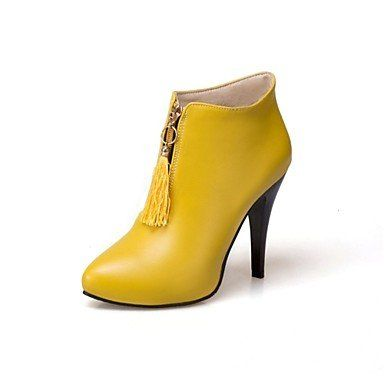 Chaussures Kolnoo jaunes femme pykE61